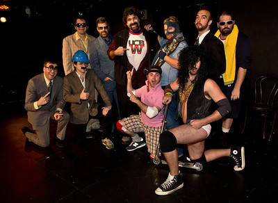 UCBW 10/19/2011 - WITH MICK FOLEY!