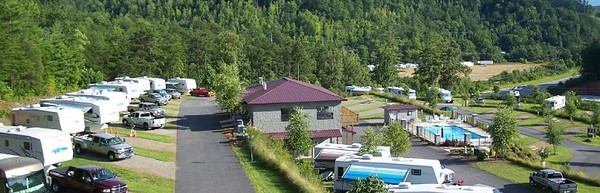Great Outdoors RV Resort NC