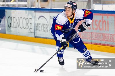 EVZ Elite A - HC Lugano