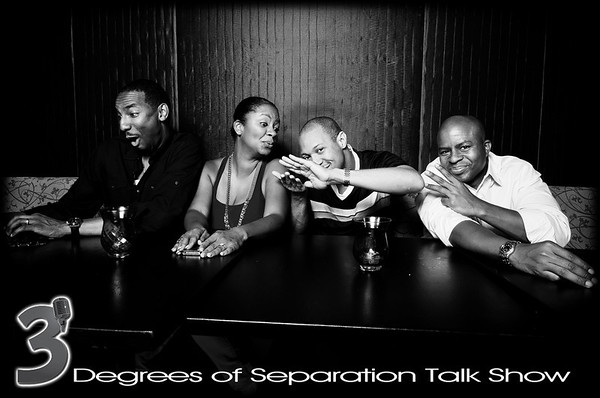 3 Degrees of Separation Talk Show