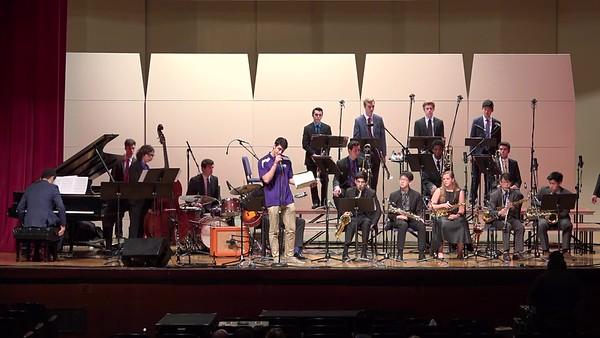 TCU Jazz Festival 3/25/2017