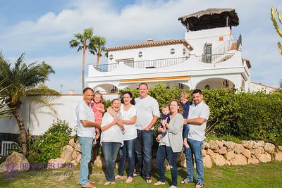 Family Trip to Spain