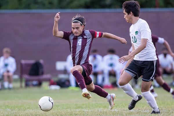 Boys Soccer vs LN