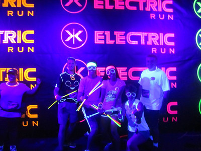 Electric Run 7/26/13 Charlotte