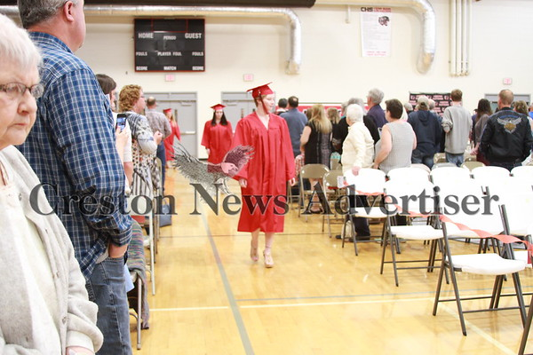 Creston Community High School Graduation 2019