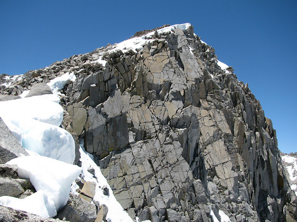 MOUNT GOODE: JUNE 22, 2009