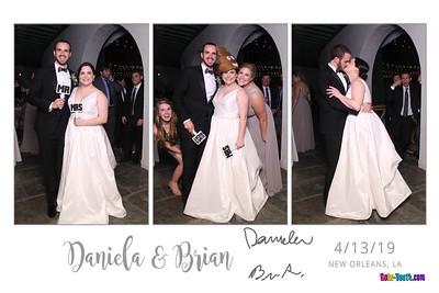 4-13-19 | Daniela and Brian