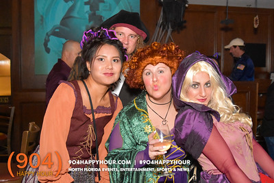 Hocus Pocus Party @ Blackfinn - 10.26.17