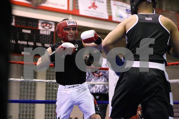 Bout 6 Antonio Smith vs Edgardo Pabon