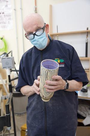 Deep Hollow Vessels with Steve Sinner