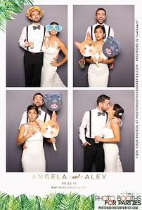 Angela and Alex's  Wedding