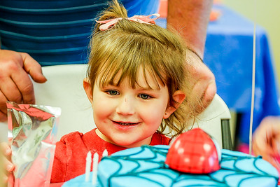 2015 - Kate Weber's  3rd Birthday Party