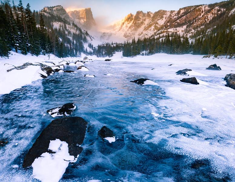 A Frozen Dream