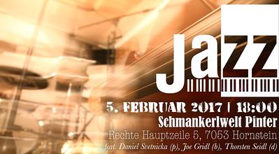 Jazz in der Schmankerlwelt - eFlyer