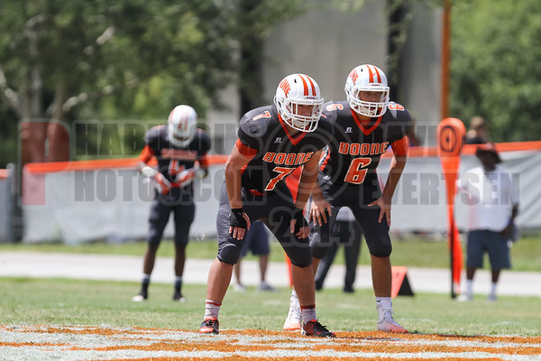 Boone Varsity Football #6 - 2014