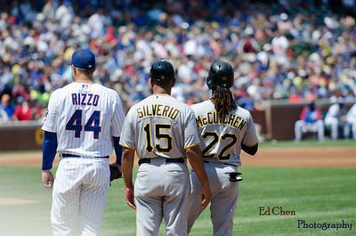 Cubs - Pirates 2012