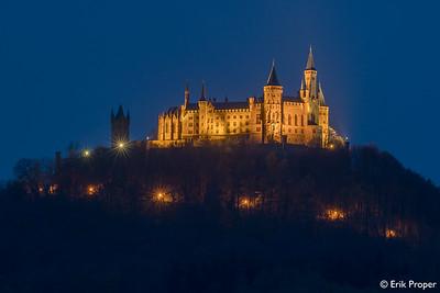 Germany, Burg Hohenzollern