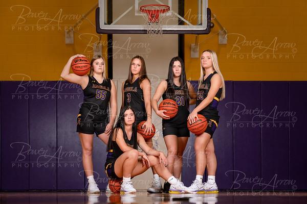 Girl's Basketball 2020-2021