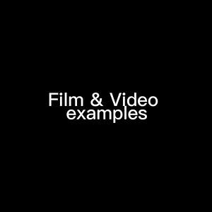 Film & Videos