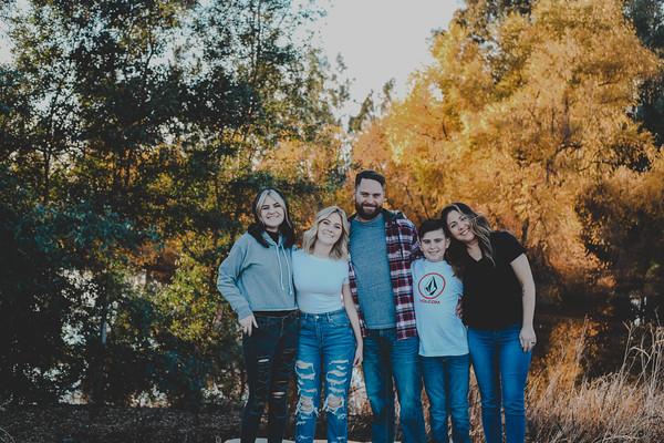 Brennan Family 2020