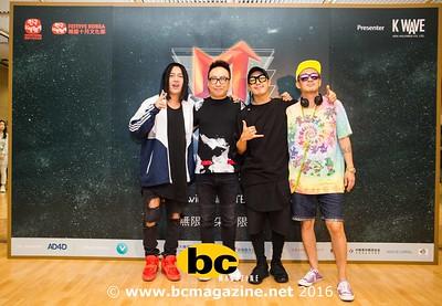 Mega K Music Festival @ HK Coliseum - 5 November, 2016