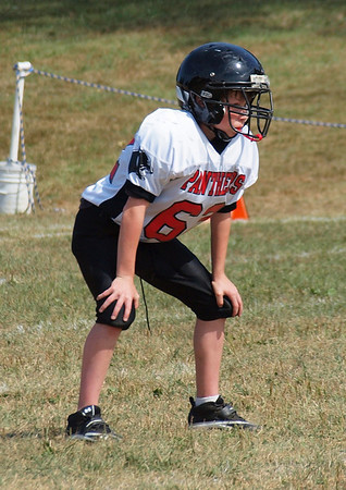 Jake (#33) and Cody (#62) Football 9-11-2010