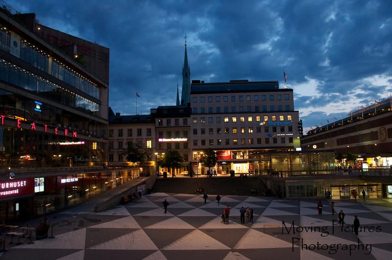 Stockholm - Sergel Plaza