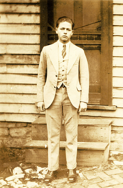 Elmer Burgin - May 2, 1930