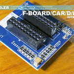 SKU: F-BOARD/CAR/D/DX5, Printer Carriage Interface Connecting Board ( One Piece Only ) for Dual EPSON DX5 Printhead FastCOLOUR Printer