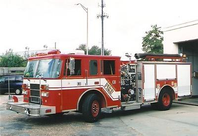 Louisiana Fire Apparatus