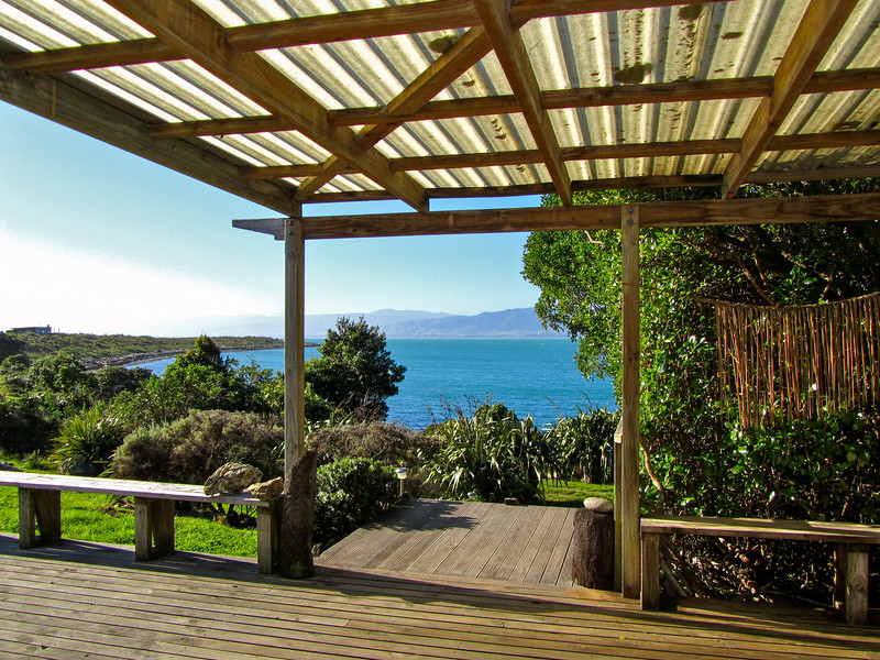 Lodge on Kapiti Island