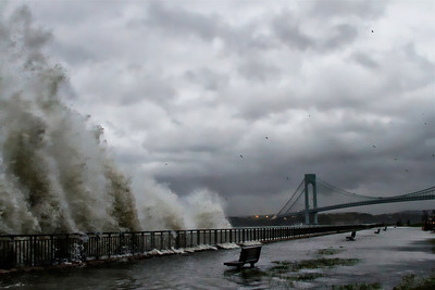 Hurricane Sandy 10/29/2012