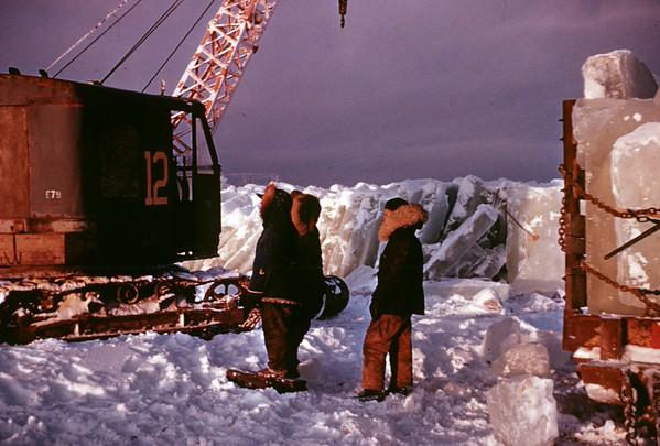 Daniels Alaska 1952-1953