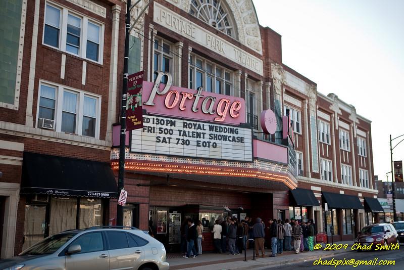 EOTO @ The Portage 04/09