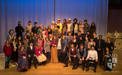 Fiddler on the Roof - Group Shots