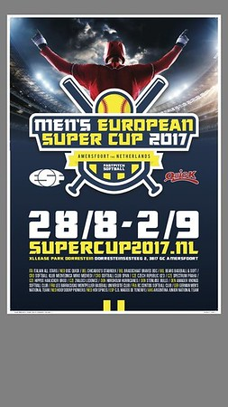 Men's European SuperCup 2017 MESC