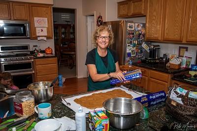 Cookies at Grandma's Kitchen