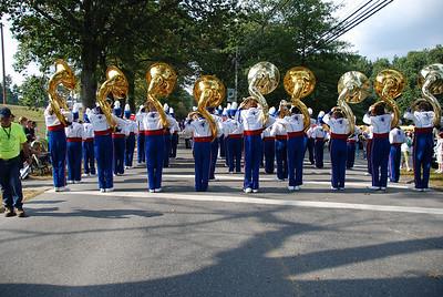 West Boylston MA, Bicentennial Parade