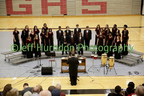 UGHS Chorus 10-16-2018