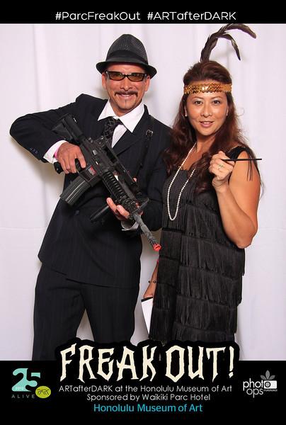 ARTafterDARK Halloween & Waikik Parc 25th Anniversary Celebration (Party Photos)