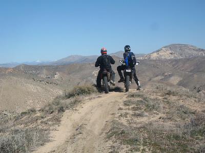 03-14 ADV ride Mojave area