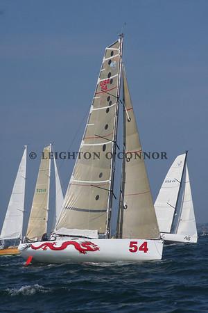 Class 15 - Newport to Bermuda Start