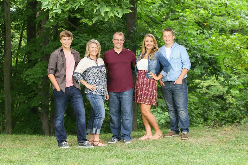 Huff Family