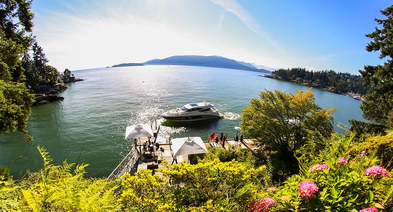 Vancouver L-Class Coastal Tour - Night 1
