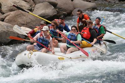River Rafting (18 Jul)