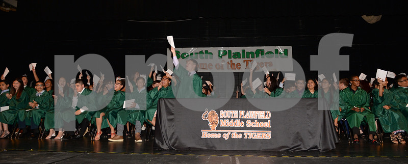South Plainfield Middle School - CLASS OF 2019