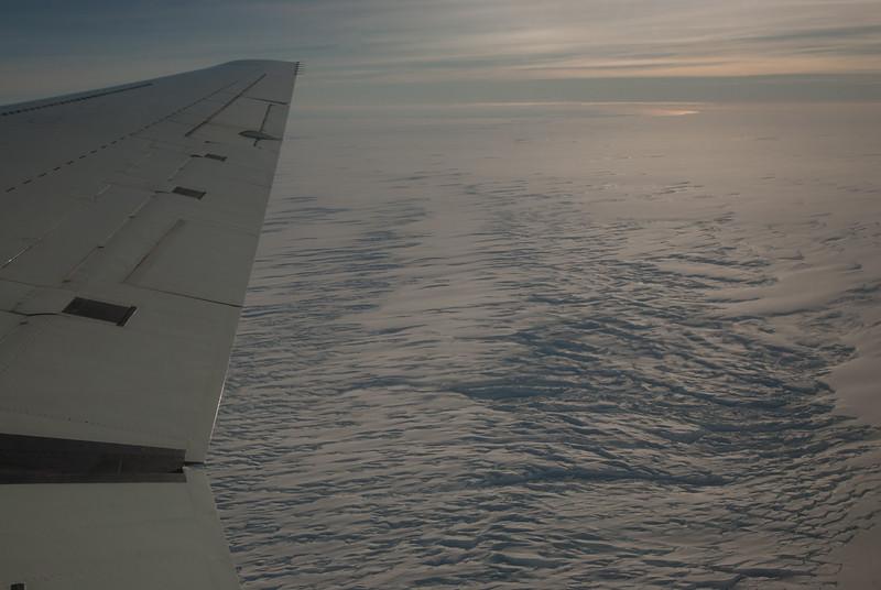 Hull Land 2 mission, Operation IceBridge 2016