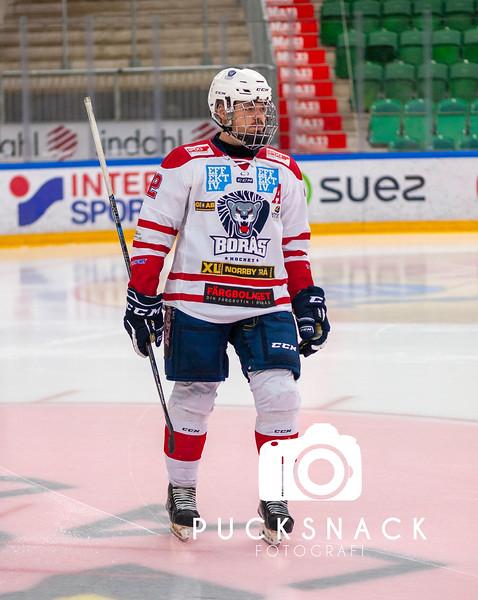 J18 Elit: Rögle BK - Borås HC 2019-11-26