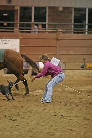 SPYR Finals 11/04/2006 Goat Tying/Calf Roping