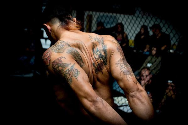 MMA March 8th 2014
